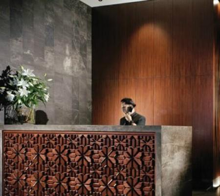88 greenwich lobby